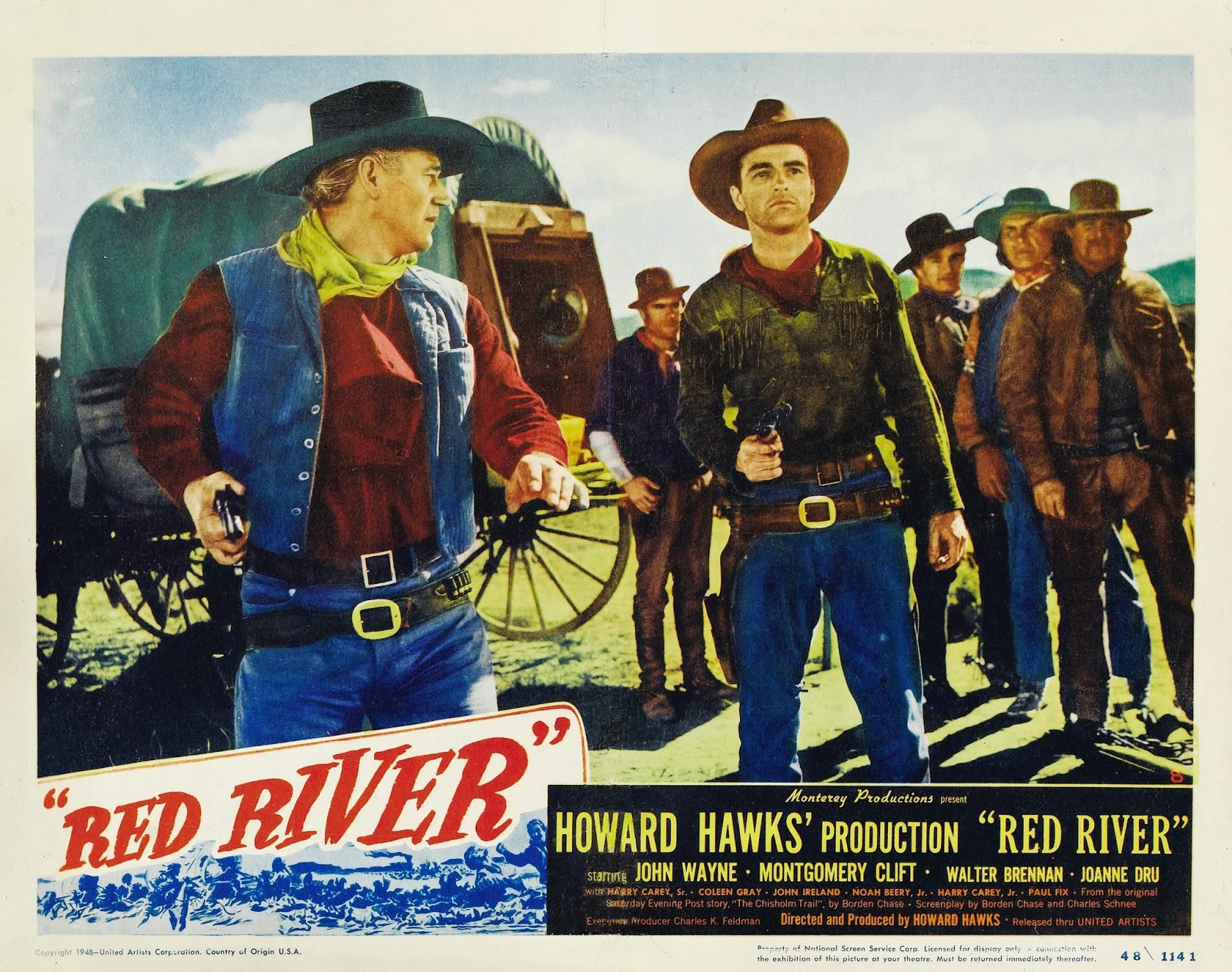 amenic cinema luned236 23 marzo il fiume rosso