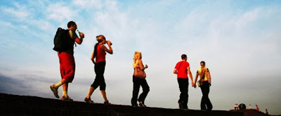 sağlıklı yürüyüş yapmak