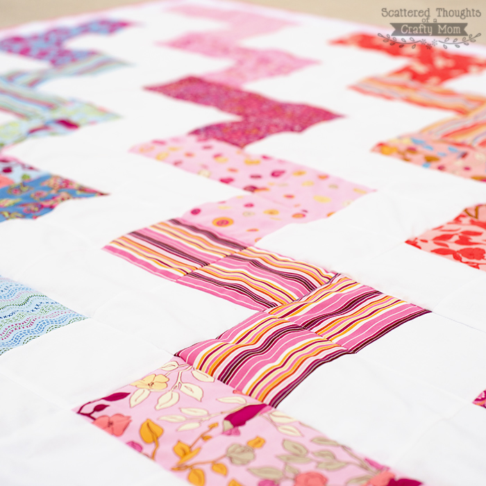 how to sew zig zags