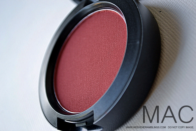 MAC Styleseeker Collection Hidden Treasure Powder Blush