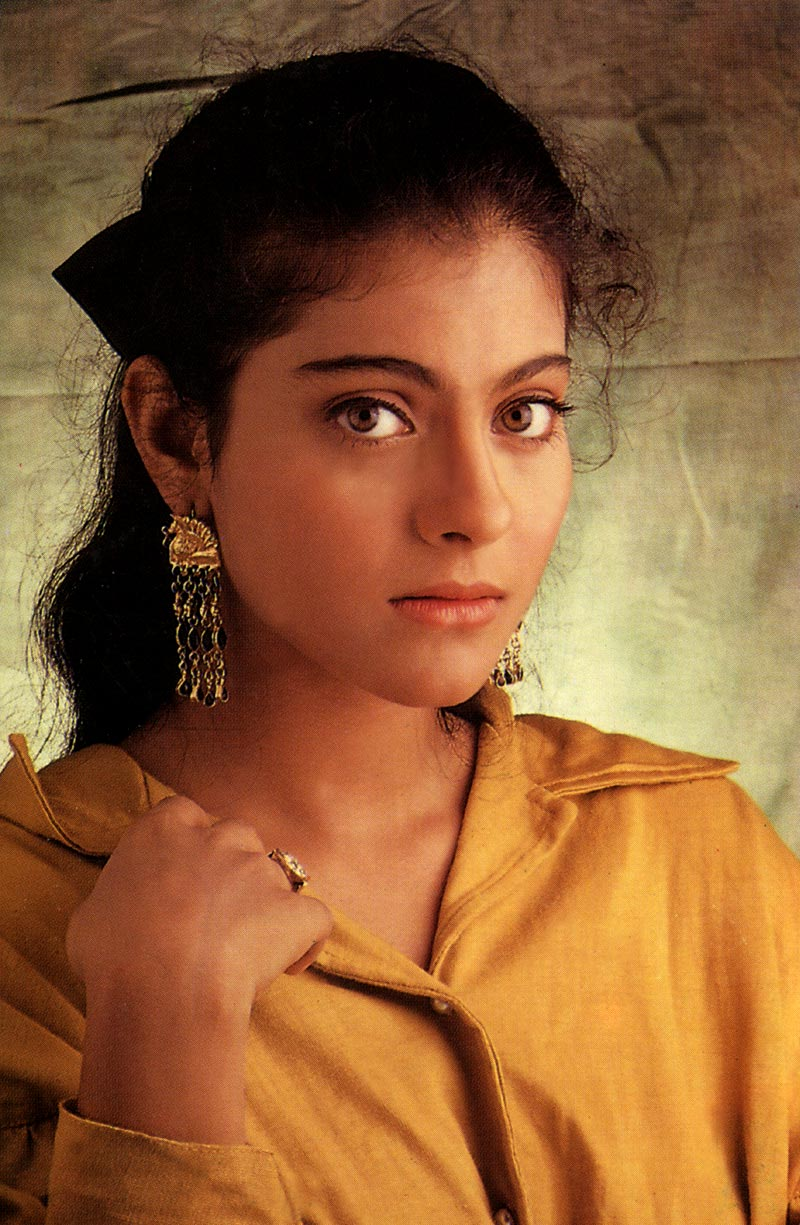 Bollywood stars: Kajol (Hindi, Tamil)