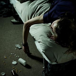Dårligt generisk billede for selvmord