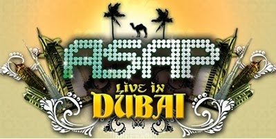 ASAP Live in Dubai Never-Before-Seen Videos Air February 9