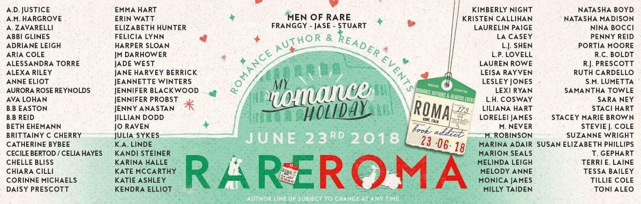 Romance Author & Reader Events