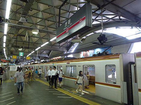 東急東横線 各停 元町・中華街行き 10000系@渋谷地上駅