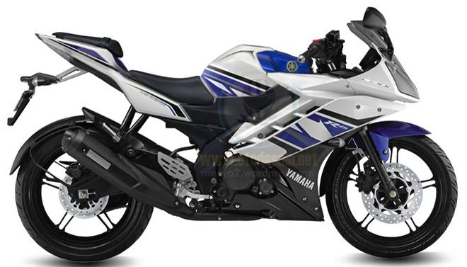 Variasi Motor Yamaha Vixion 2013  paling bagus