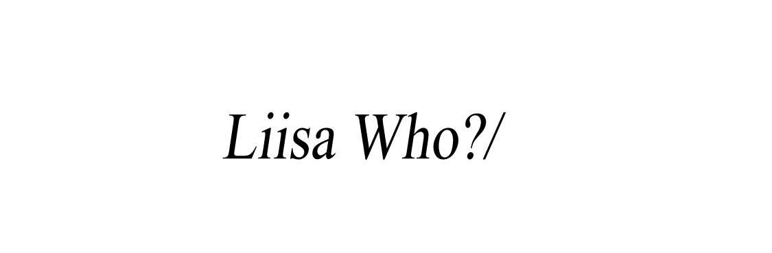 liisaWHO