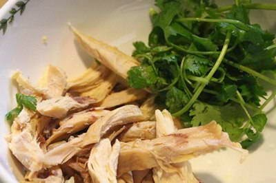 Chicken Congee - Cháo gà