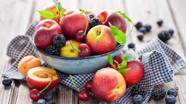 Imagenes de Frutas Duraznos Melocotones