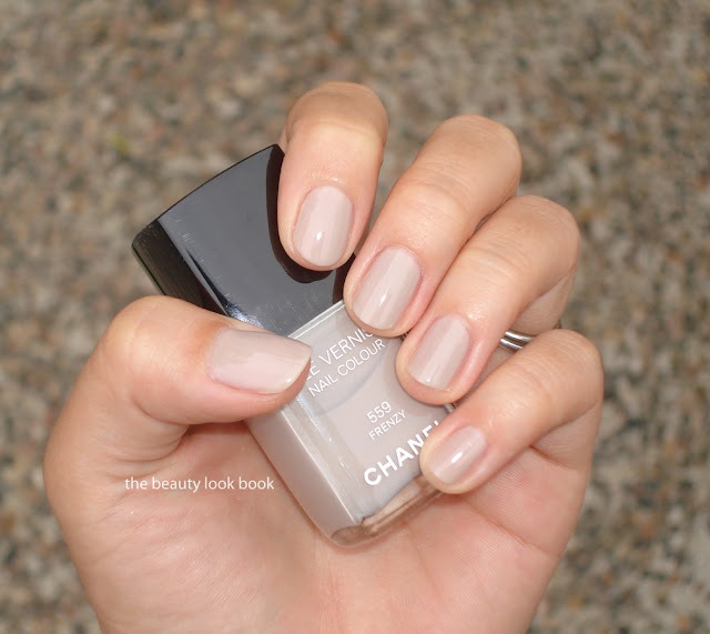 Nail Polish Swatch Book: Chanel Frenzy #559 Le Vernis - Fall 2012