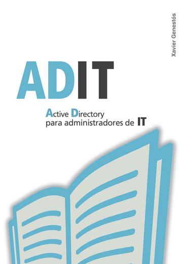 Libro ADIT - Active Directory para administradores de IT