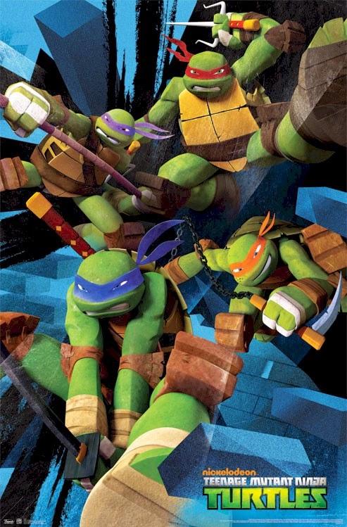 Teenage Mutant Ninja Turtles (2012) Temporada 1