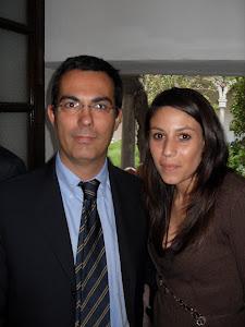 Con Floris, il conduttore di Ballarò
