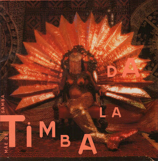 Timbalada - Mãe de Samba - capa do disco