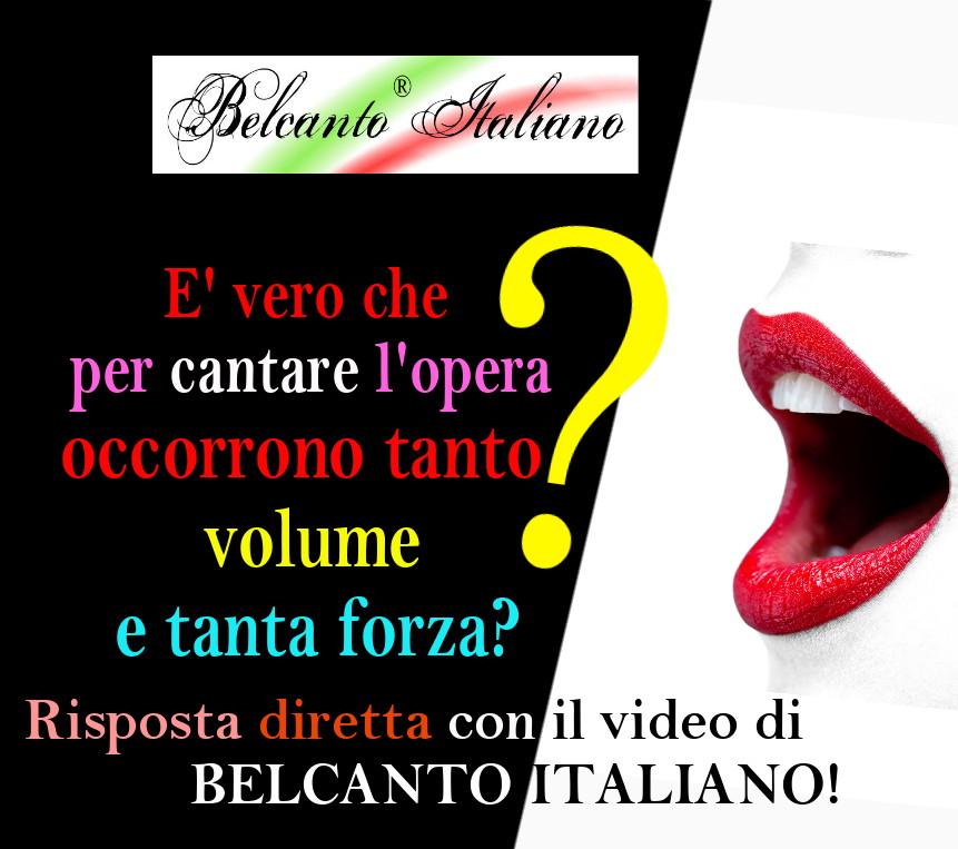 La Tecnica Vocale Del Piano E Del Pianissimo Nel Belcanto Italiano