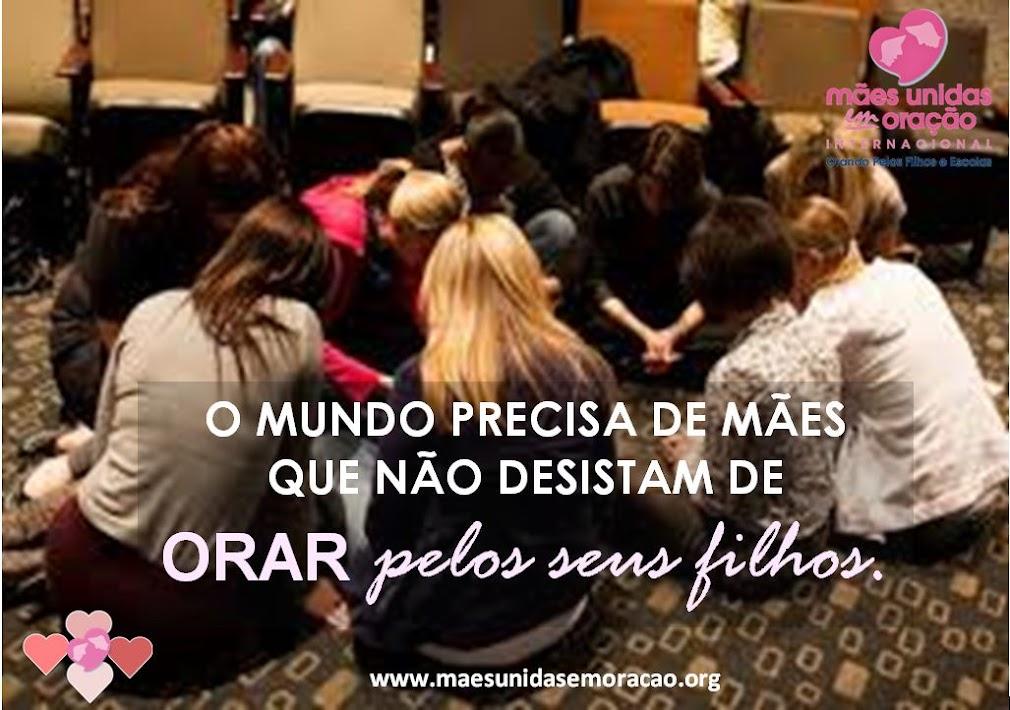 Ministério Internacional de Mães Unidas em Oração