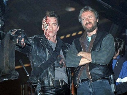 Behind The Scenes' Photos of Terminator 2: Judgment Day