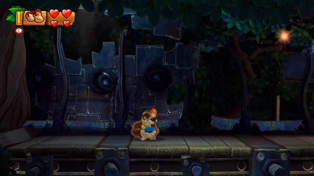 Donkey Kong Country: Tropical Freeze Gives 3DS A Tribute