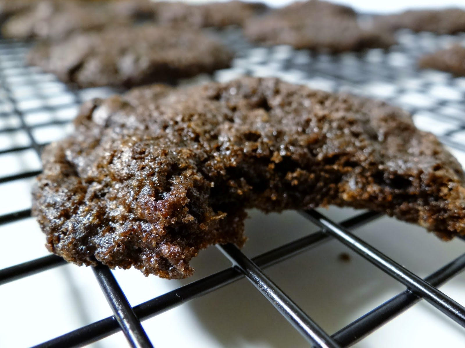 Up To Scratch? Immaculate Gluten Free Double Chocolate Cookie Mix #glutenfree #IBBakesWell #PlatefullCoop