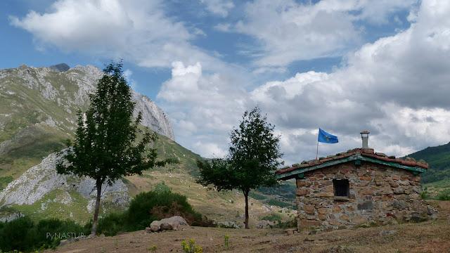 Cabaña en Braña Reonda