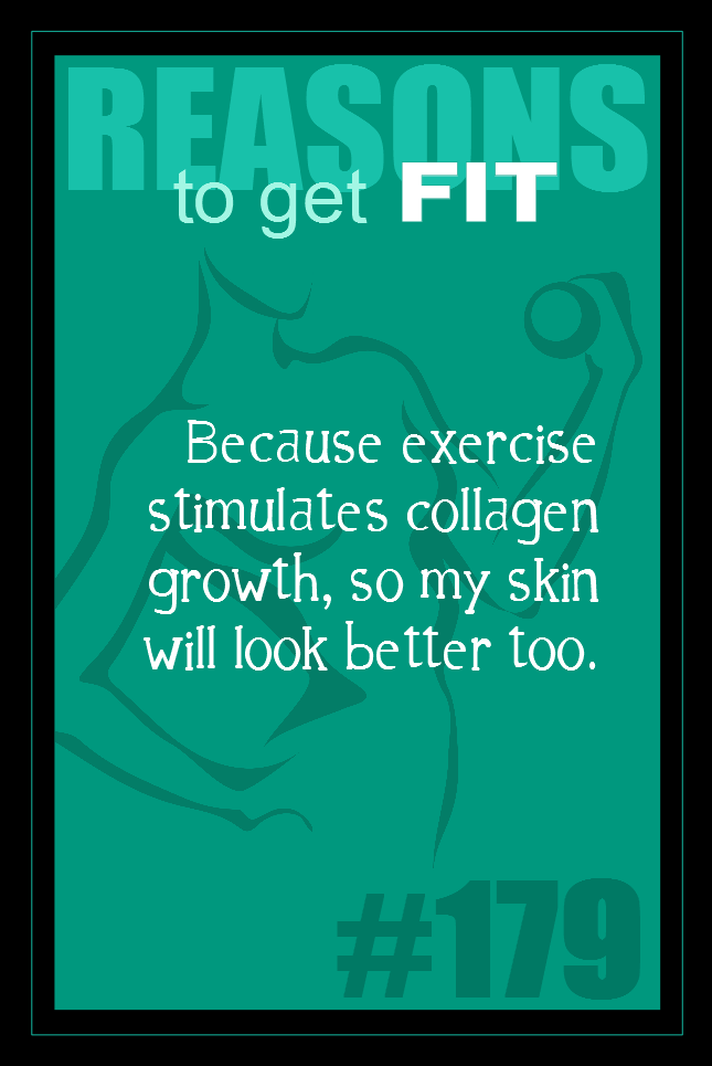 365 Reasons to Get Fit #179