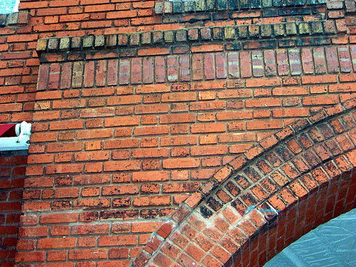 gallery for brick wall wallpaper pattern