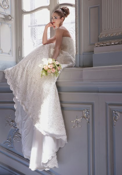 Diane Harbridge 2013 Spring Bridal Collection