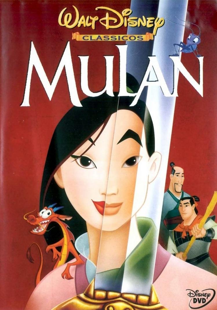 Mulan – Dublado (1998)