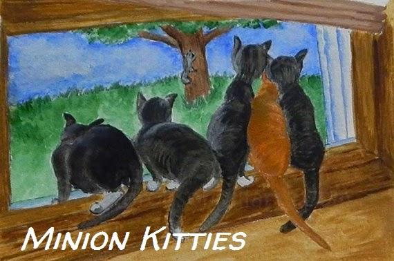 Minion Kitties