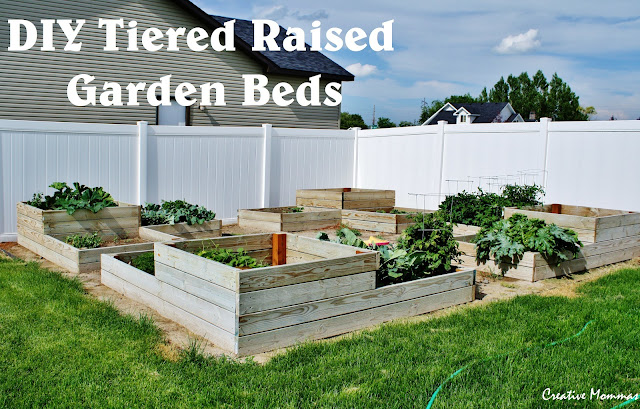 DIY Raised Garden Boxes