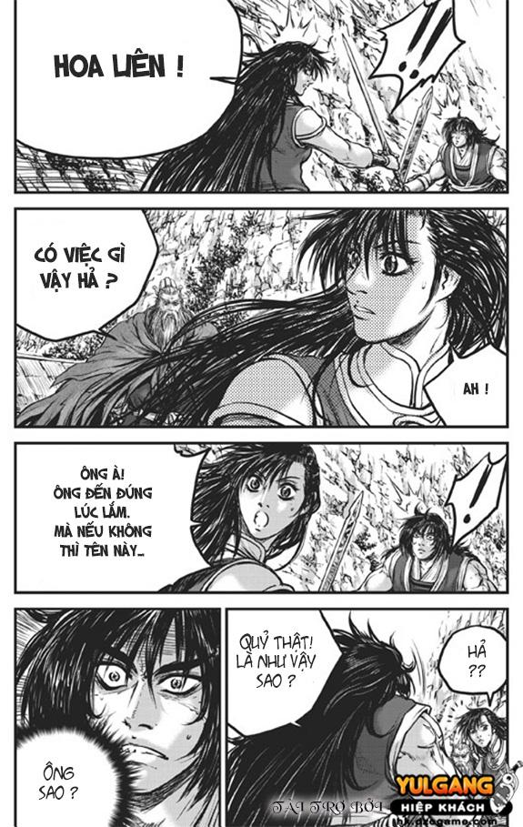 Hiệp Khách Giang Hồ - Chapter 430 - Pic 4