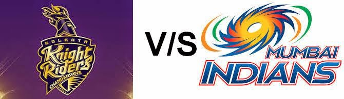 IPL First match Kolkata Knight Riders vs Mumbai Indians