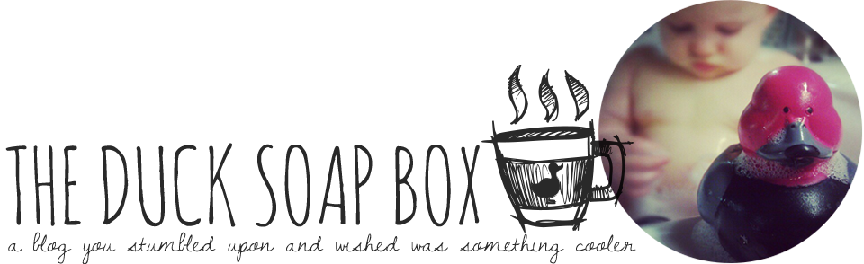 The Duck Soap Box