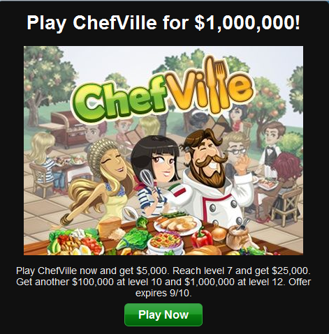 Poker chef game