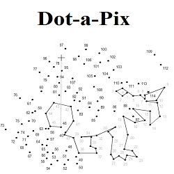Online Dot-a-Pix Puzzle