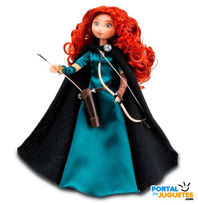 muñeca merida primera edicion brave edicion basica