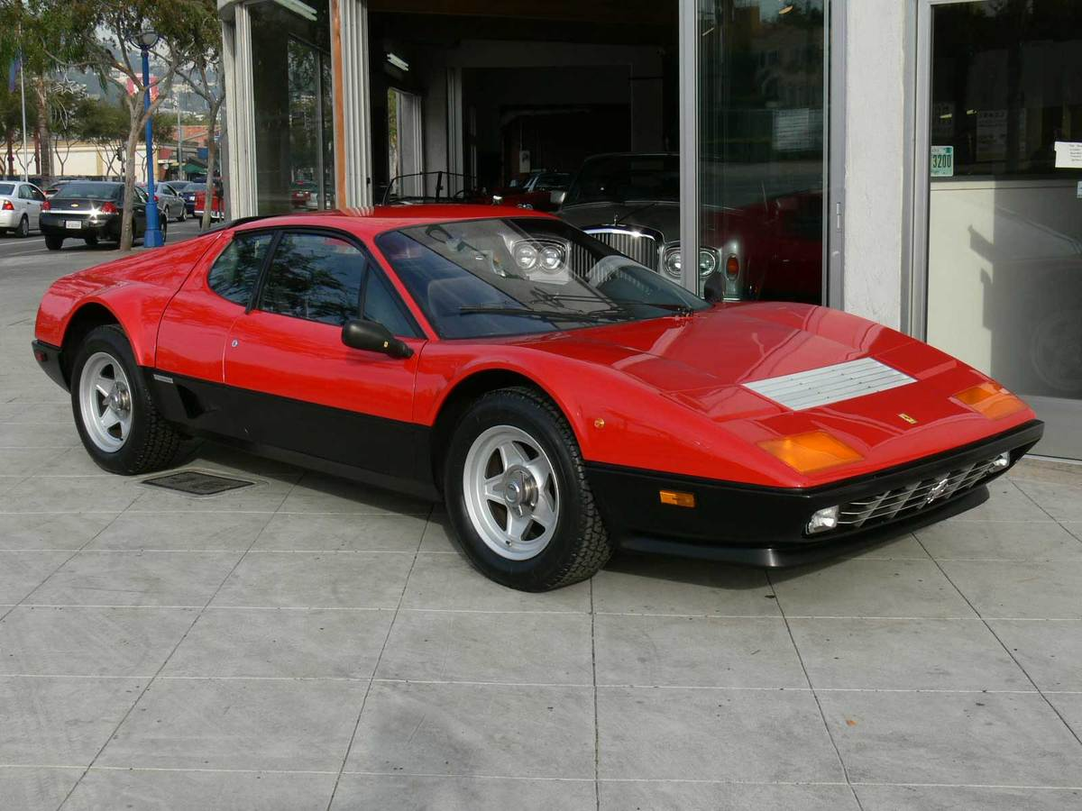 Ferrari ferrari 512 bb 1976 85 for Garage mj auto