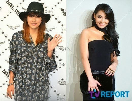 Lee Hyori and CL to have a special collaboration for 2013 SBS Gayo Daejun