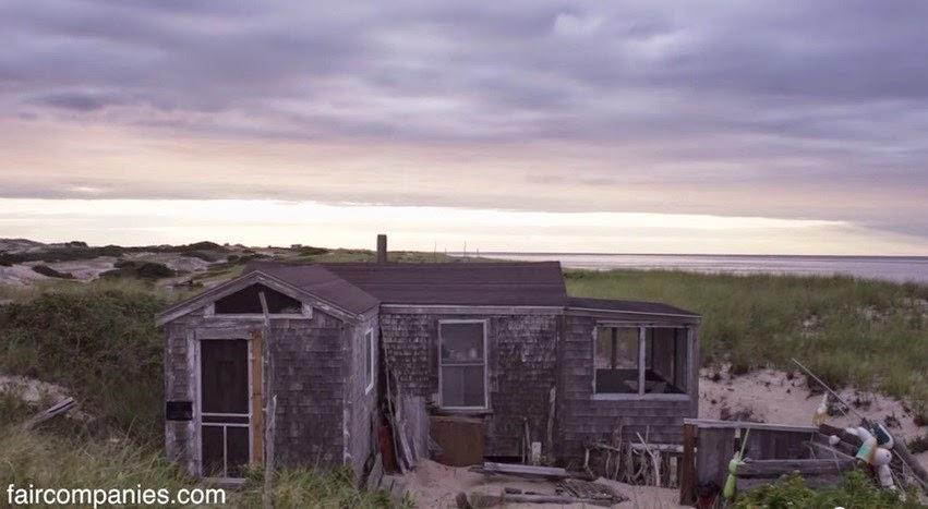 Dune Shacks Cape Cod Part - 26: Off Grid Quest