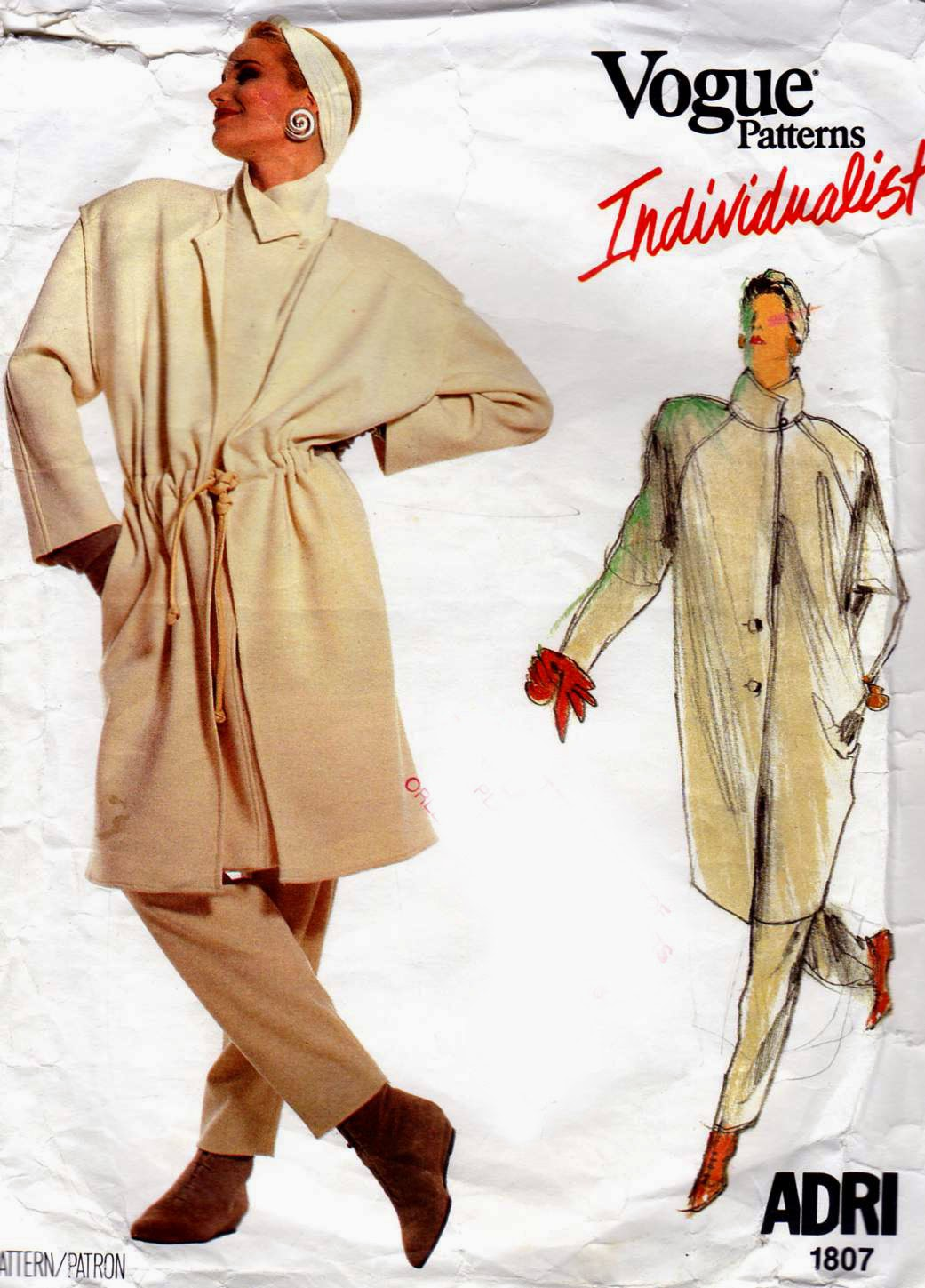Fabsewnista vogue patterns sewing projects jeuxipadfo Images