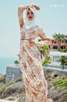 Robe hijab 2015