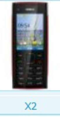 Nokia x2 rm 618 all firmware versions