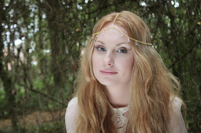 chain headpiece
