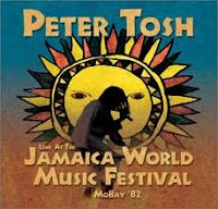 Peter Tosh - Live at The JA World Music Festival