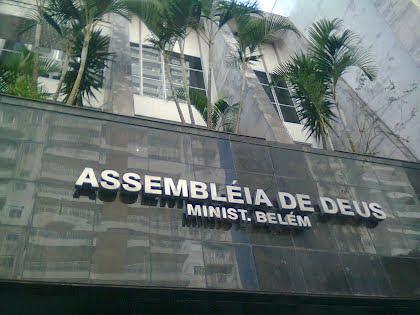 SEDE CENTRAL EM SÃO PAULO