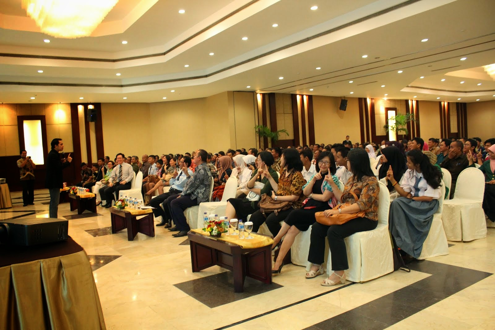 Seminar Motivasi PT. Summarecon Agung