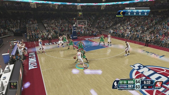NBA 2K14 PC SCREENSHOT GAMEPLAY 2 NBA 2K14 RELOADED