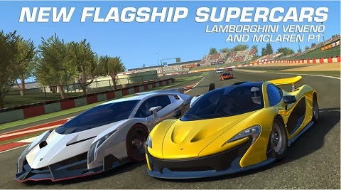 Best racing games for android racing 3