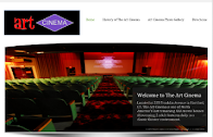 Visit The Art Cinema's Website