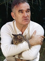 Morrissey é homenageado pela PETA